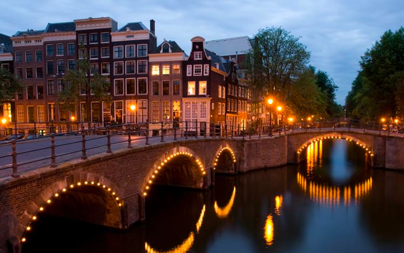ISE in Amsterdam