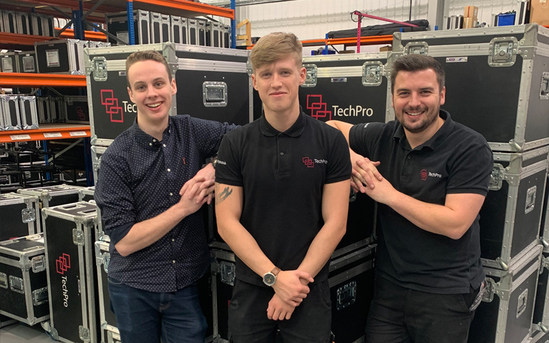 techpro apprentices
